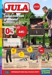 Gazetka promocyjna Jula - Zostań mistrzem grillowania  - ważna do 22-04-2020
