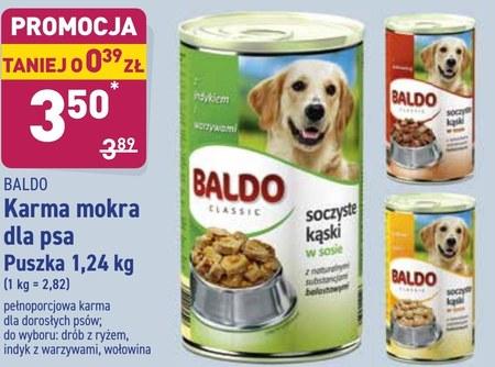 Karma dla psa Baldo