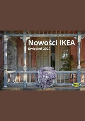 Nowości kwietniowe w IKEA