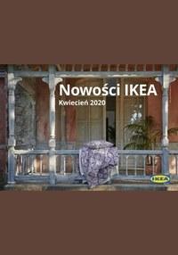 Gazetka promocyjna IKEA - Nowości kwietniowe w IKEA - ważna do 30-04-2020