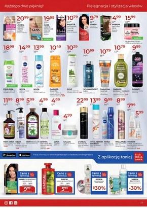 Promocje w drogeriach Jawa