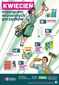 Gazetka promocyjna Drogerie Koliber - Miesiąc wiosennych porządków w Drogerii Koliber - ważna do 30-04-2020