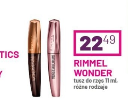 Tusz do rzęs Rimmel