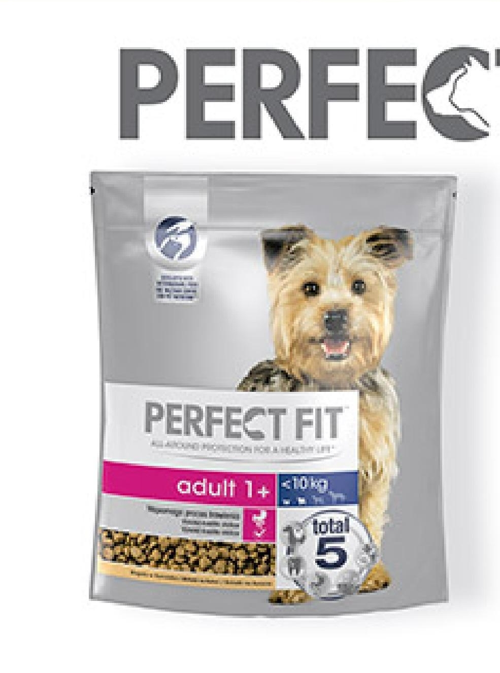 Karma dla psa Perfect Fit niska cena
