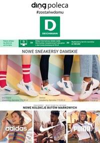 Gazetka promocyjna Deichmann - Nowa kolekcja butów w Deichmann! - ważna do 22-04-2020