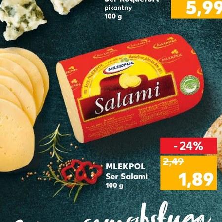 Ser żółty Mlekpol