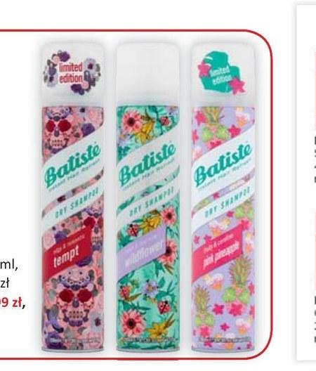 Suchy szampon Batiste