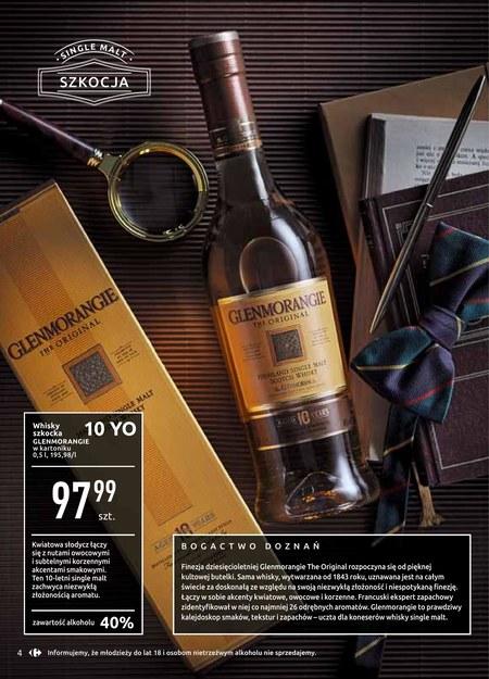Whiskey Glenmorangie