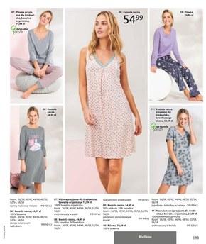 Koszula nocna damska – promocje i gdzie można tanio kupić  J5iXY