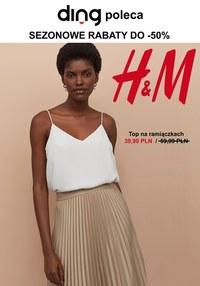 Gazetka promocyjna H&M - Sezonowe rabaty w H&M!  - ważna do 23-04-2020