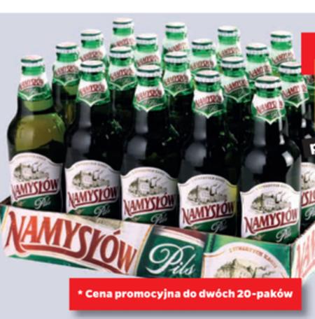 Piwo Namysłów
