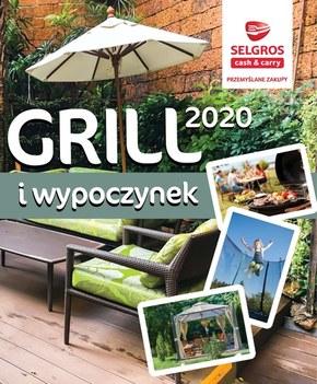 Grill i wypoczynek w Selgros!