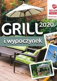 Gazetka promocyjna Selgros Cash&Carry - Grill i wypoczynek w Selgros!  - ważna do 31-07-2020