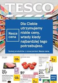 Gazetka promocyjna Tesco Centra Handlowe - Najnowsze promocje w Tesco - ważna do 22-04-2020