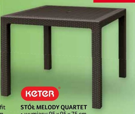 Stół Keter