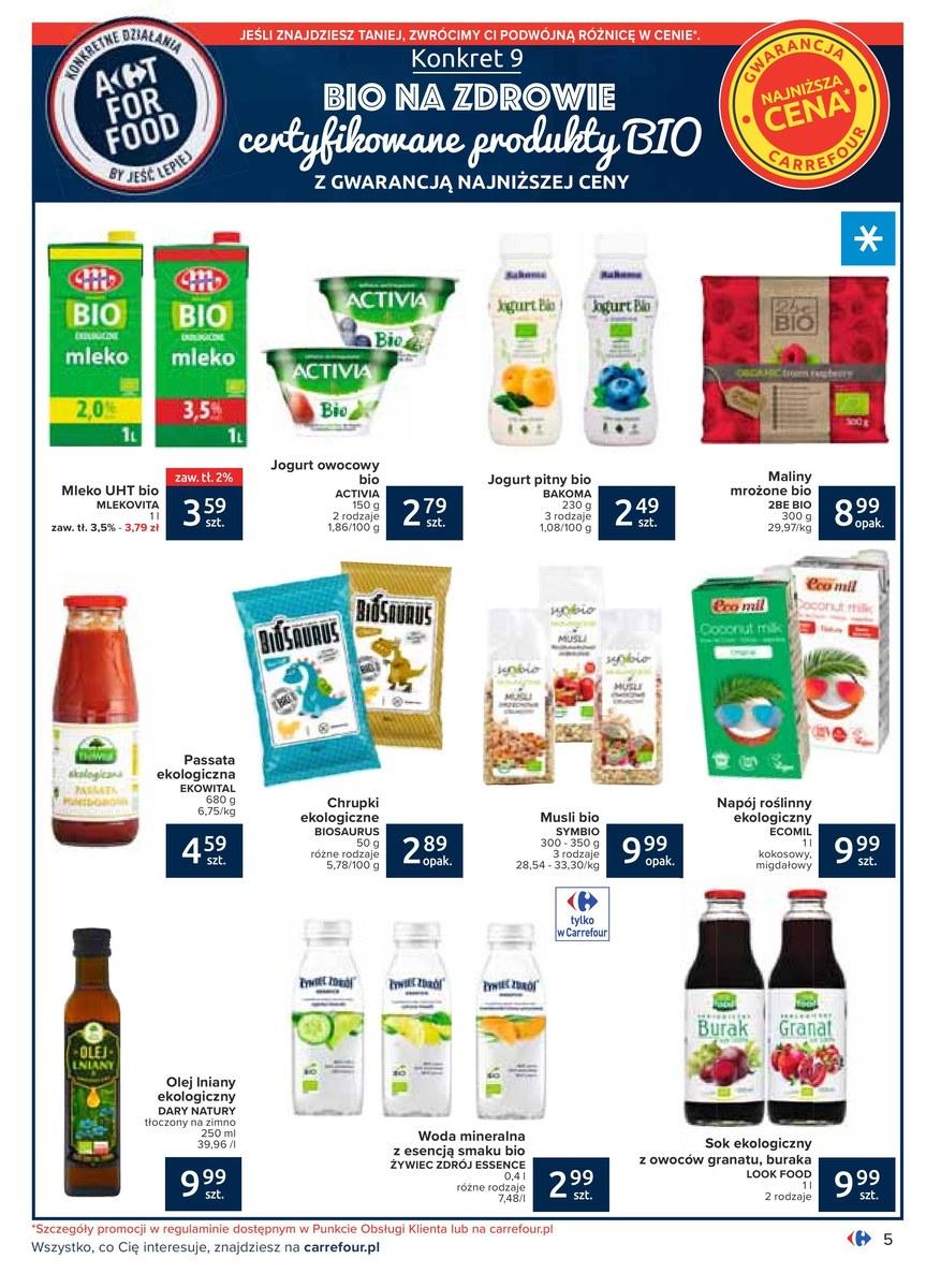 Gazetka Carrefour Promocje w Carrefour! 15. 04. 2020 26