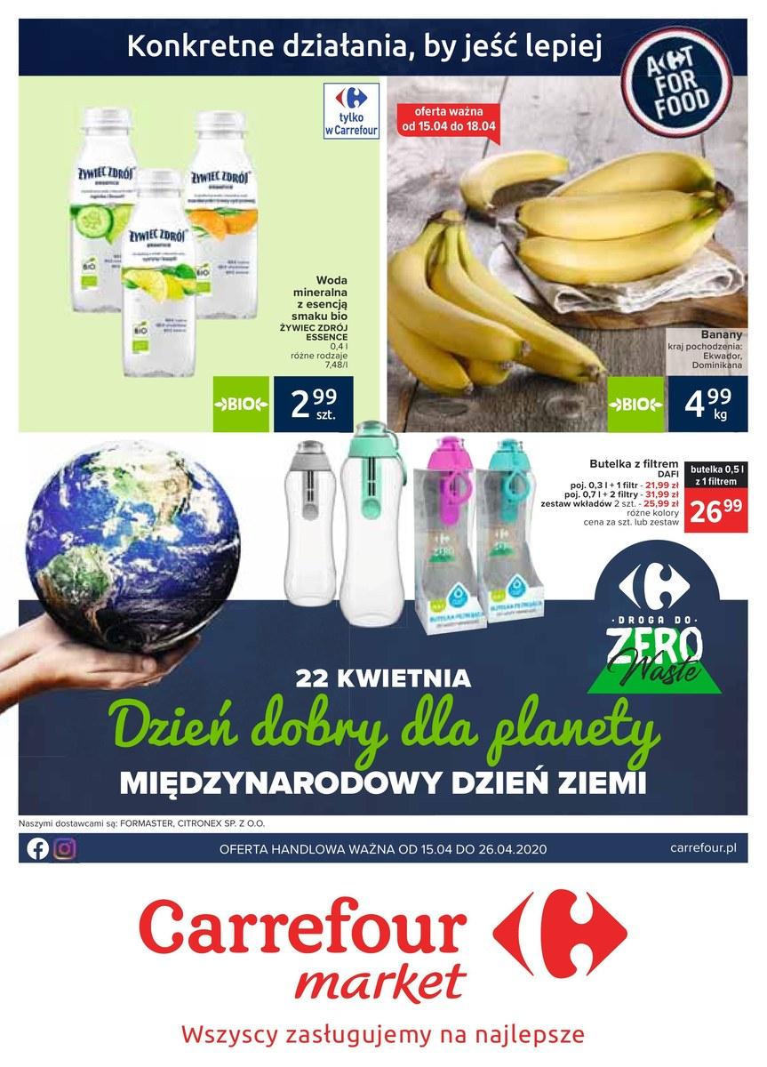 Gazetka Promocyjna Carrefour Market Promocyjni.pl oferta