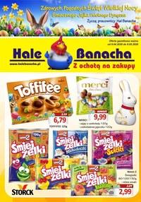 Gazetka promocyjna Hala Banacha - Gazetka promocyjna Hala Banacha - ważna do 08-05-2020
