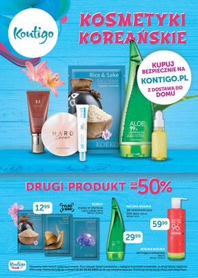 Kosmetyki koreańskie w Kontigo!