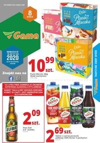 Gazetka promocyjna Gama - Promocje wiosenne w sklepach Gama - ważna do 27-04-2020