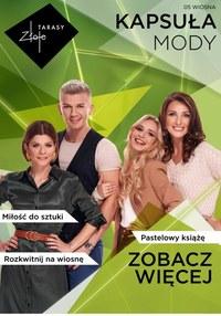 Gazetka promocyjna Złote Tarasy - Rozkwitnij na wiosnę ze Złotymi Tarasami - ważna do 06-06-2020