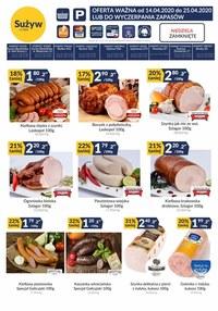 Gazetka promocyjna Sużyw - Promocje w sklepach Sużyw - ważna do 25-04-2020