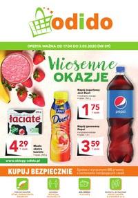 Gazetka promocyjna Odido - Wiosenne okazje w Odido - ważna do 03-05-2020