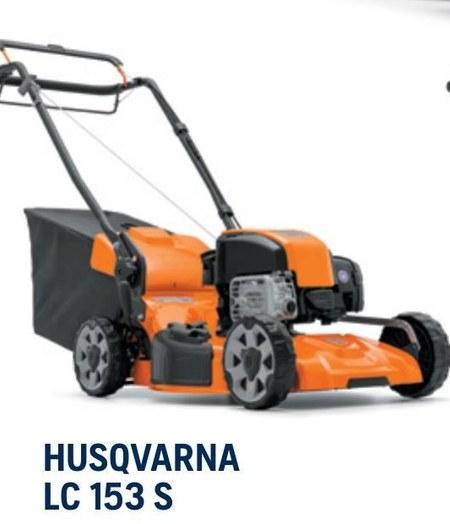 Kosiarka do trawy LC153 S Husqvarna
