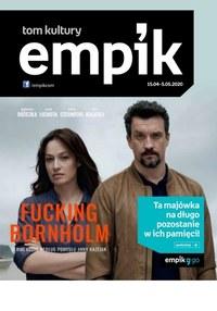 Gazetka promocyjna EMPiK - Majówka z Empikiem!  - ważna do 05-05-2020