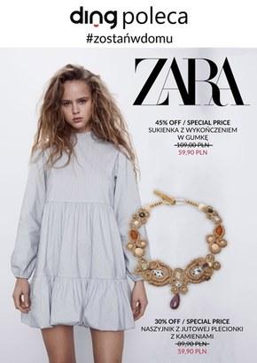 Zara moda damska