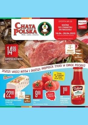 Promocje w Chacie Polskiej