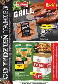 Gazetka promocyjna Twój Market - Co tydzień taniej w Twój Market! - ważna do 03-05-2020