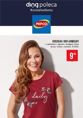 Kobieca moda na wiosnę w Pepco!