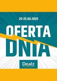 Gazetka promocyjna Dealz - Oferta dnia w Dealz!  - ważna do 25-04-2020