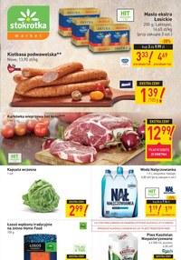 Gazetka promocyjna Stokrotka Market - Świetna oferta w Stokrotka Market - ważna do 28-04-2020