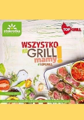 Wszystko na grill w Stokrotka Supermarket!