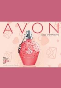 Gazetka promocyjna Avon - Oferta netto w Avon - ważna do 20-05-2020