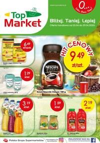 Gazetka promocyjna Top Market - Bliżej, taniej, lepiej - Top Market - ważna do 29-04-2020
