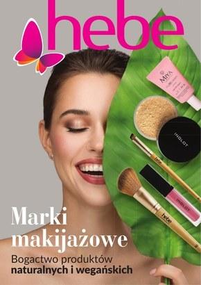 Katalog kosmetyków naturalnych Hebe