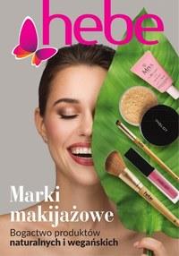 Gazetka promocyjna Hebe - Katalog kosmetyków naturalnych Hebe - ważna do 01-07-2020