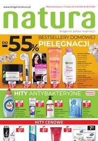 Gazetka promocyjna Drogerie Natura - Promocje w Drogeriach Natura - ważna do 06-05-2020