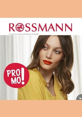 Wiosenna oferta Rossmanna!