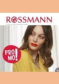 Gazetka promocyjna Rossmann - Wiosenna oferta Rossmanna! - ważna do 15-05-2020