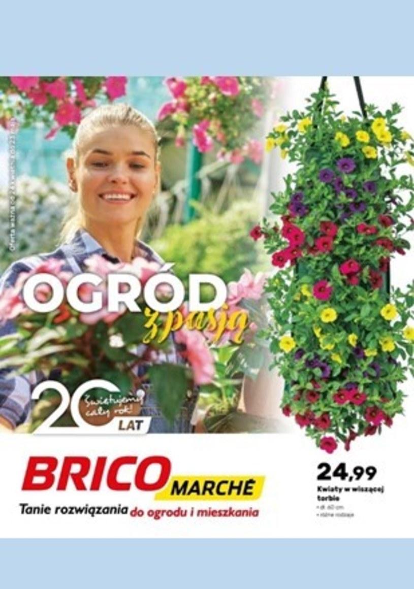 Gazetka promocyjna Bricomarche - wygasła 2 dni temu