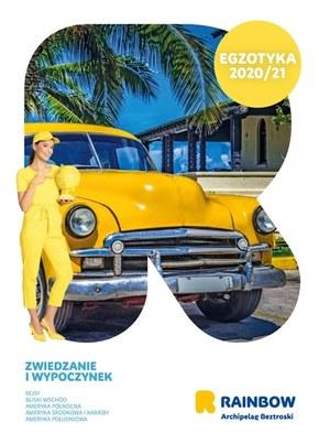 Egzotyka Zima 2020/21 - Rainbow Tours