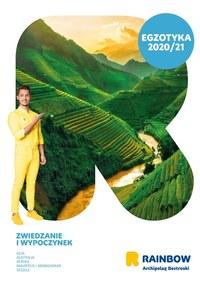 Gazetka promocyjna Rainbow Tours - Zima 2020/21 Rainbow Tours