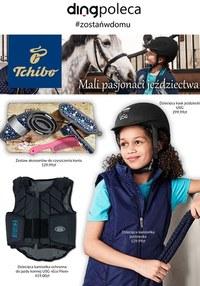 Gazetka promocyjna Tchibo - Wszystko dla małych pasjonatów jeździectwa w Tchibo! - ważna do 08-05-2020