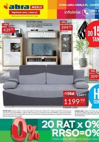 Gazetka promocyjna Abra - Promocje w sklepach Abra  - ważna do 03-05-2020