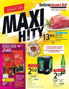 Maxi Hity w Intermarche!