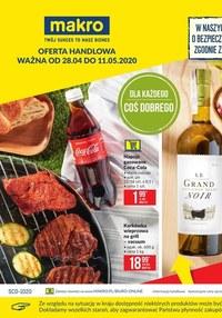 Gazetka promocyjna Makro Cash&Carry - Promocje w Makro! - ważna do 11-05-2020